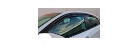 Déflecteurs de fenêtre latérale Mugen Honda Civic 4 portes 2016-20