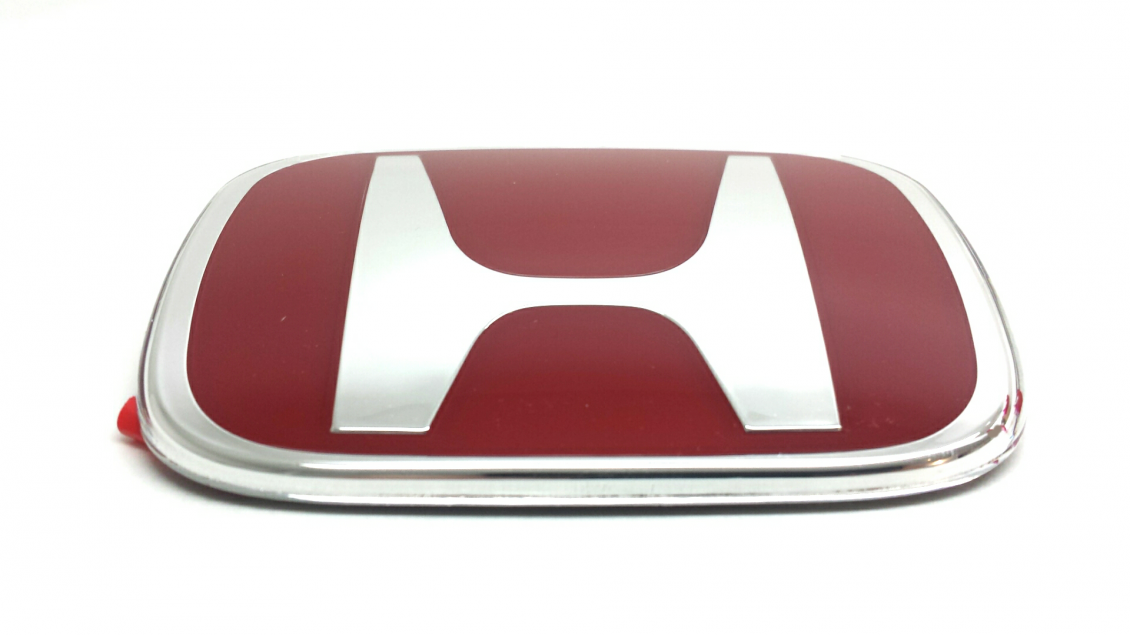 Emblème Type-r arrière Honda Civic 4 portes H-Bach 2016-19