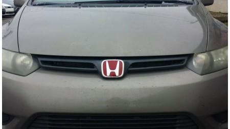 Emblème Type-r avant Civic 2 portes 2006-11