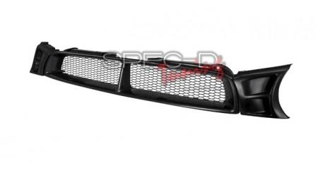 Grille style mesh Subaru Impreza 02-03 WRX STI