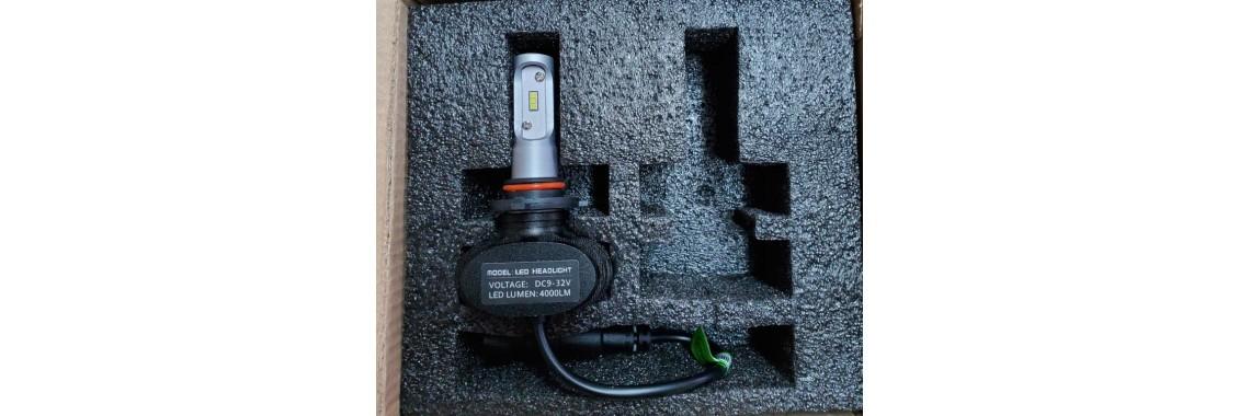 Ampoule au Del 9005  (1 ampoule seulement)