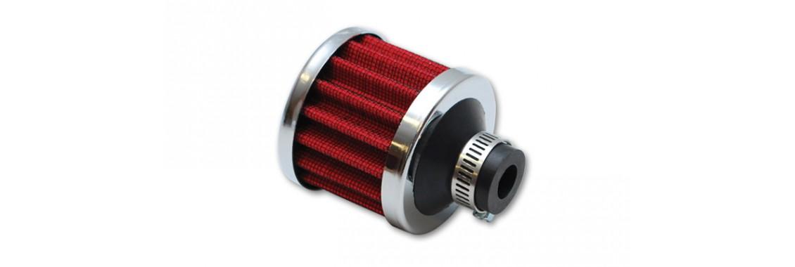 Filtre Couvert de valves 10mm. 3/8''  Honda Séries D-B-H  Vibrant performance