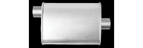 Muffler universel 2.25 pouces