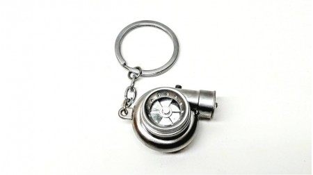 Porte-clé Turbo électrique