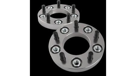 Espaceurs de roue ( Wheel Spacer ) 5x114.3 - Épaisseur 15mm.