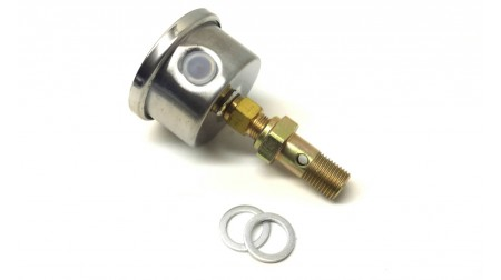 Adaptateur pour cadran de pression d'essence