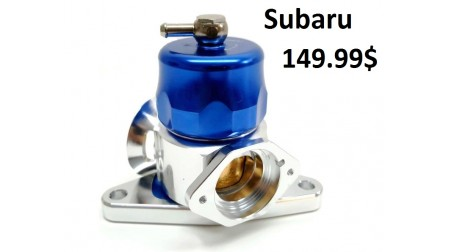 Blow off valve dual port  Subaru