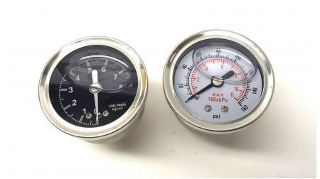 Cadran de pression d'essence
