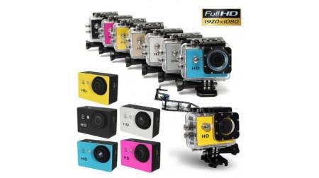 Camera sport  HD 1080P style GoPro