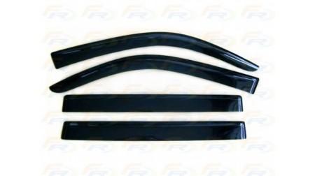 Déflecteurs de fenêtres latérale Honda Civic 4 portes 96-00
