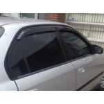 Déflecteurs de fenêtres latérale Honda Civic 4 portes 1996-00
