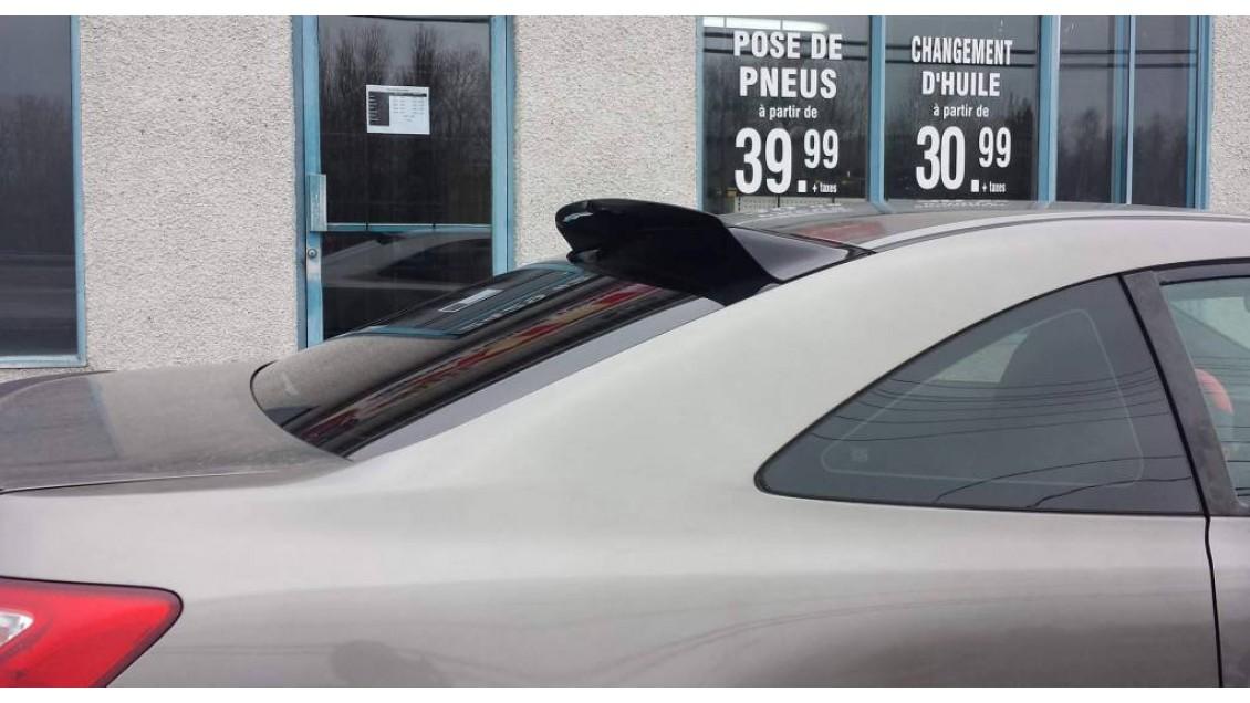 Déflecteur de vitre arrière Honda Civic 2 portes 06-11