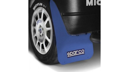 Garde-boue Sparco universel ( Sparco mud flaps)
