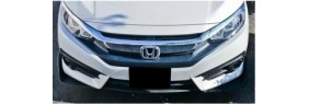 Lip avant Honda Civic 2016-19
