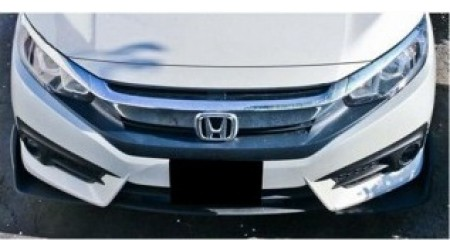 Lip avant Honda Civic 2016-18