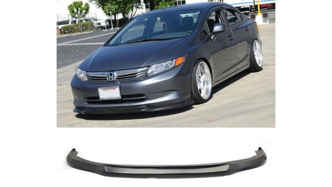 Lip avant modèle STI  Honda Civic 4 portes 2012