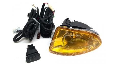 Phare antibrouillard Honda Civic 2004-05 (Endommagé ou pièces manquante)