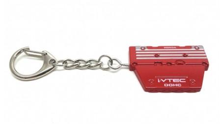 Porte-clé couvert moteur Honda Séries K