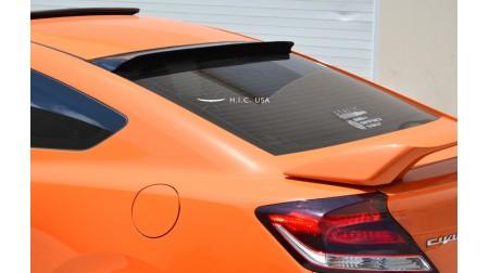 Déflecteur de vitre arrière Honda Civic 2012-15 2 portes