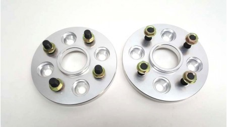 Espaceurs de roue ( Wheel Spacer ) 4x100 - 15mm.