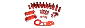 Combo Tow hook - Lugnut - Fender washer - Hood spacer - Header washer - Bouchon de valve